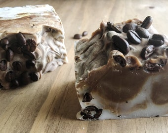 Coffee Bean Soap, Expresso, Handmade Soap