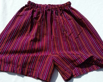 Cute Red Short Shorts