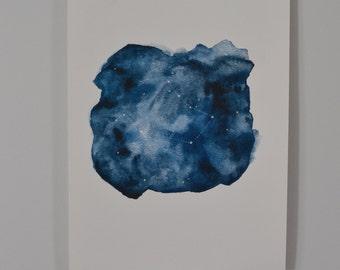 Constellation Series Print: Libra