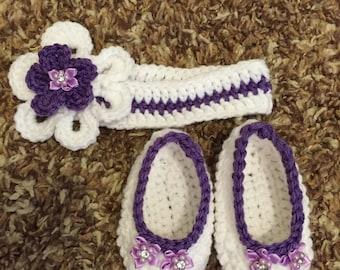 Headband & Matching Shoes