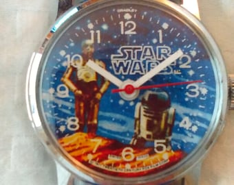Vintage Star Wars watch