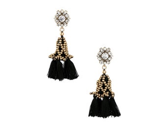 Prima Donna Fringe Earrings