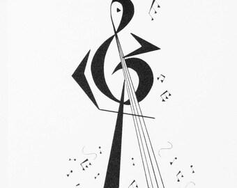 Bass Musician