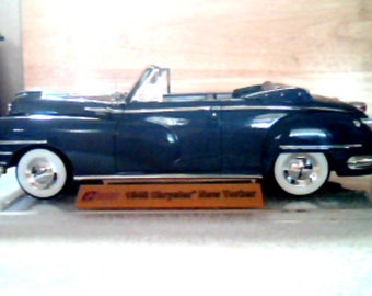 1948 Chrysler New Yorker...Charleston Collectibles 1/18 scale