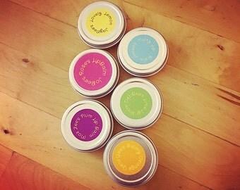 JoBee's choice of any six lip balms