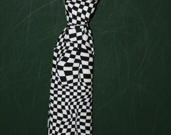 Boys Optical Illusion Necktie