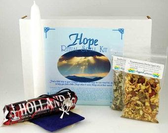 Hope Boxed Ritual Kit