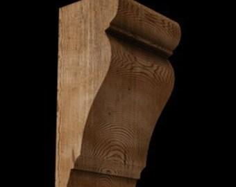 "Wood Corbel Classic Medium-5.5"" width"
