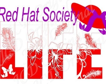 Red Hat Society Life