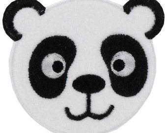 Panda baby onesie / creeper