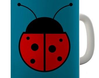 Ladybug Ladybird Ceramic Mug