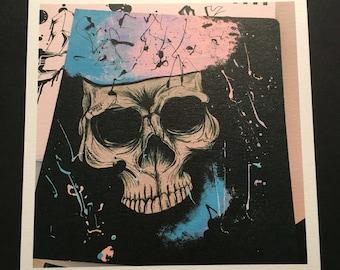 """Paulies Piece (5""""x5"""" Prints)"""