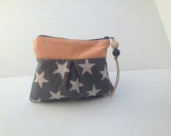 Zip Make up purse