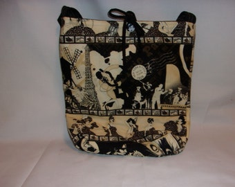 CLEARANCE - Moulin Rouge 1928 Bag