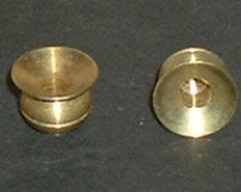 MINIATURE SPITTOON BRASS