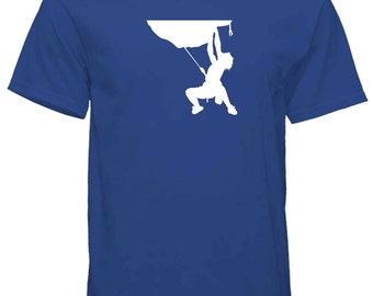 Rock Climbing T-Shirt  - 2 Colors Available