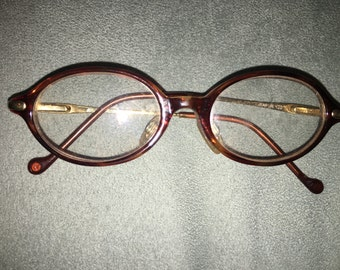 Vintage1990's  Round Mickey Mouse Glasses Frames