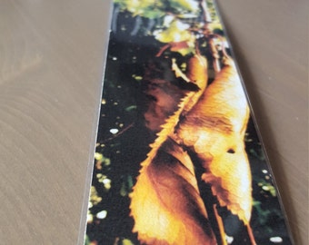 Falling Leaf - Bookmark
