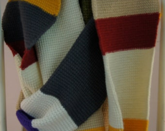 Doctor Who 20' Scarf