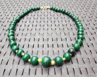 """Necklace """"Jade of a Bohemian"""""""