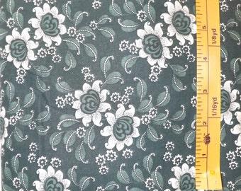 Marshall Dry Goods, Charm, Hunter, Hunter Green quilting fabric