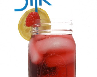 STIR Drink Stirrer - STIR Swizzle Stick - Set of 12 Laser Cut Acrylic Stir Sticks