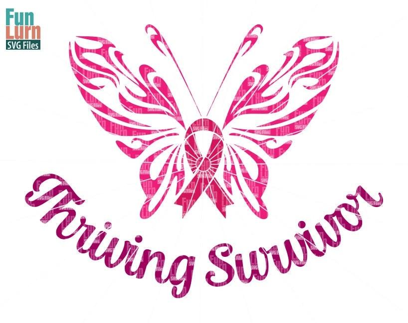 Breast cancer survivor logos