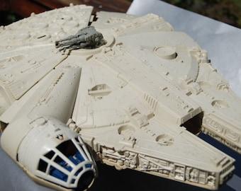 Vintage Star Wars Millennium Falcon by Kenner