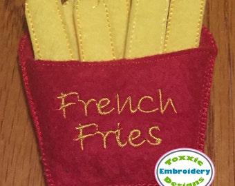ITH French Fries Play Food