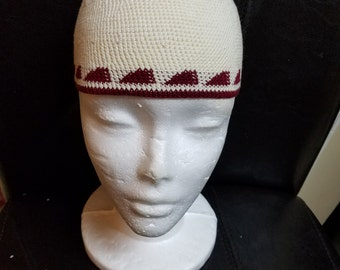 Mens/kids Crochet Kufi Hat