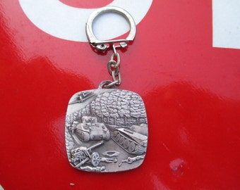 Keychain Musee Memorial Bayeux