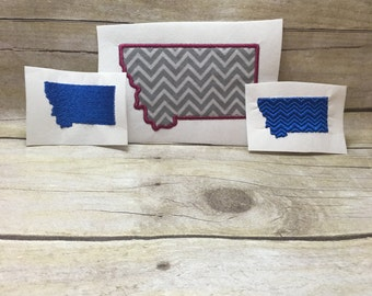 Montana Embroidery Design Package Deal, Montana Package Deal