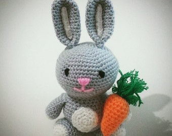 Funny Bunny for your Baby :)