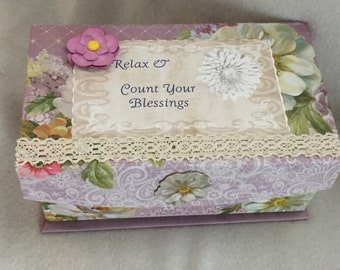 Count your Blessings Gift Box