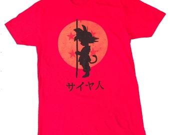 GOKU Men's T-Shirt New