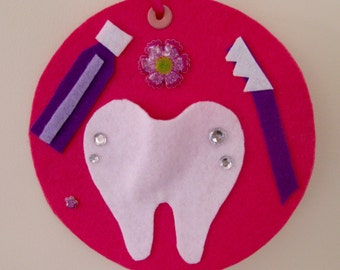 Kids' craft kit - Toothcatcher