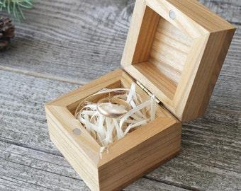Engagement rings box,wedding rings box,proposal ring box,small wooden box,ring wood box,jewelry storage,ring storage,jewelry box,jewelry