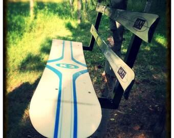 Ski Snowboard Bench