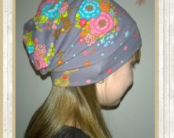 Beanie Hat girl size 51-54 cm