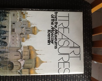 Art Treasures from the Museums of the Moscow Kremlin, Book