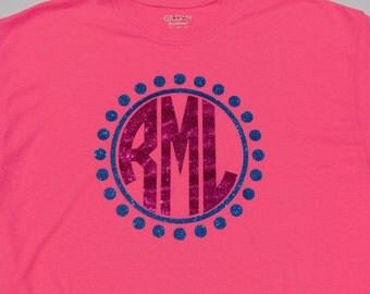 Circle Monogram Shirt