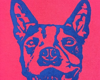 Kids Boston Terrier Tee