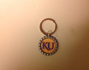 KU keychain
