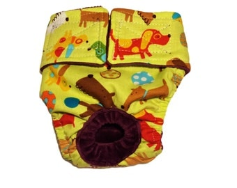 Doggie Buddies Washable Bunny Diaper Rabbit Diaper