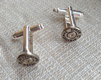 9 mm Bullet Cuff Links