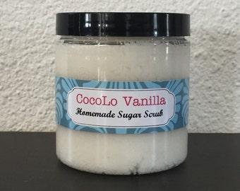 CocoLo Vanilla Sugar Scrub