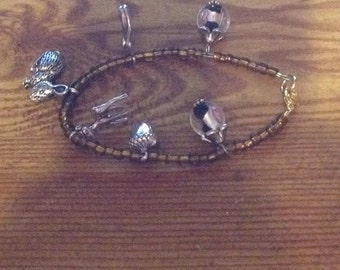 Nature Charm bracelet