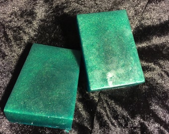 Glycerine Dark Fairy Magic Bar Soap
