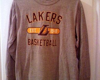 Lakers Long sleeve T-shirt, Lakers shirt
