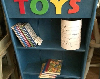 Children's Storage Unit/Bookcase, pick up or local delivery with fee only